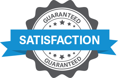Our carpet cleaners give you 100% satisfaction or you money back