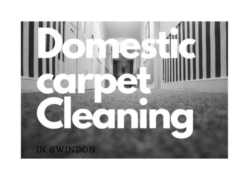 Domestic Carpet Cleaners in Swindon