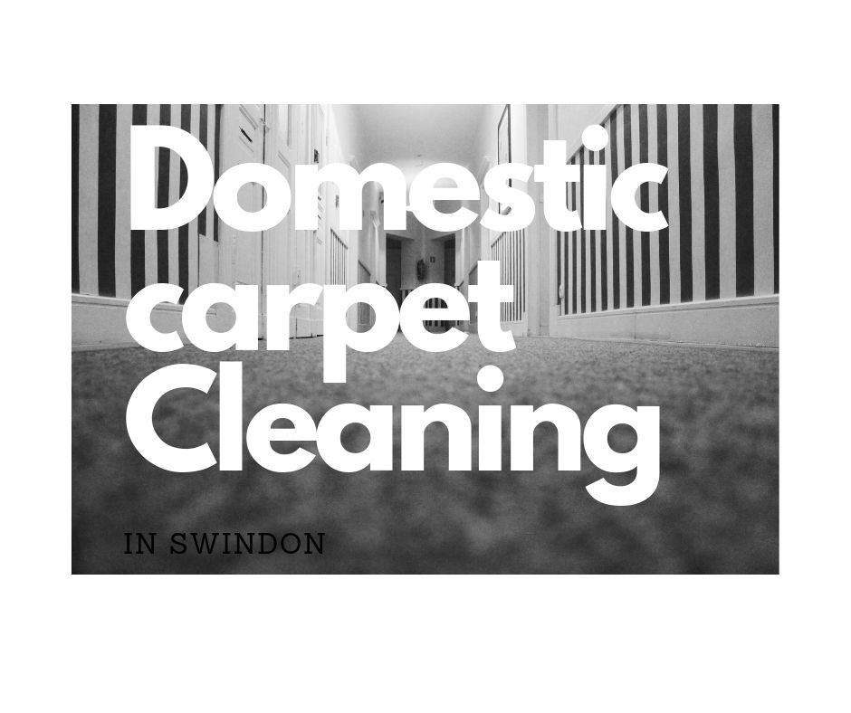 Domestic Carpet Cleaning in Swindon
